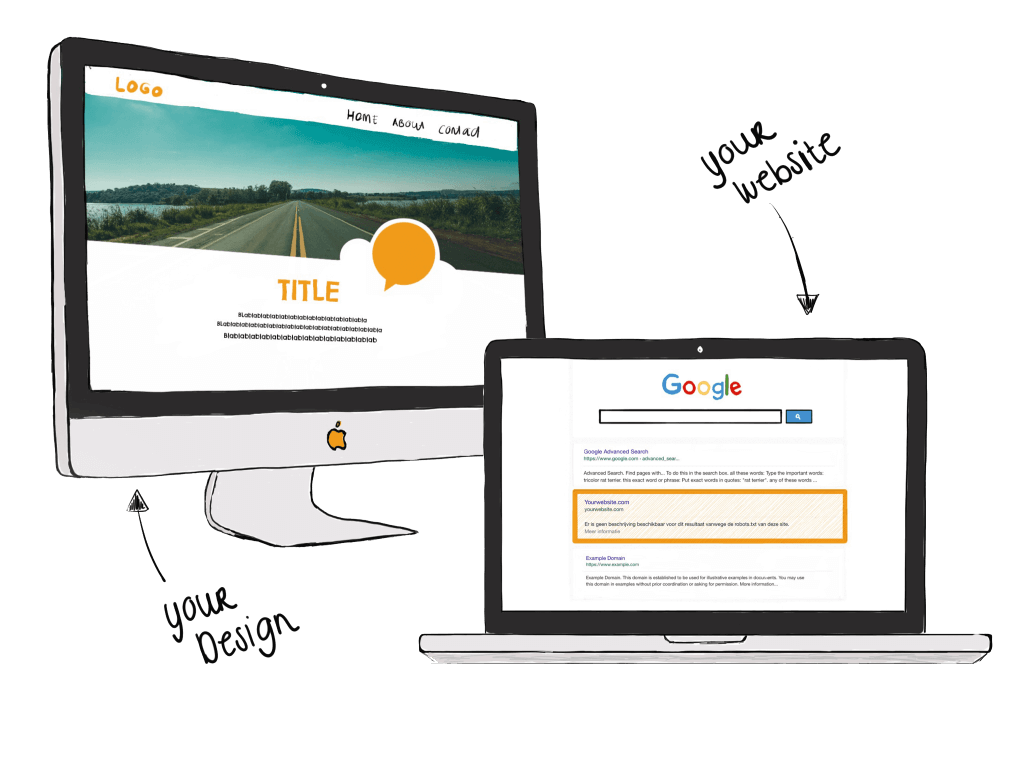 A new website: 10 tips to handle a project successfully!