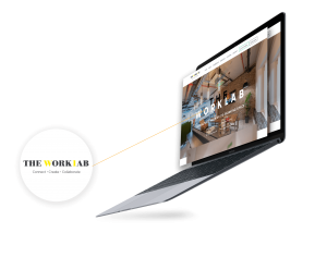 Web Design Worklab co-working Gibraltar